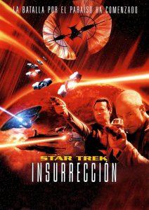 Póster de la película Star Trek IX: Insurrección