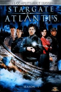 Póster de la serie Stargate Atlantis Temporada 1