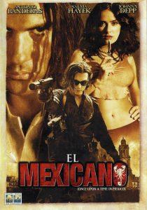 Póster de la película El mexicano (2003)