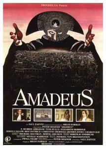 Póster de la película Amadeus