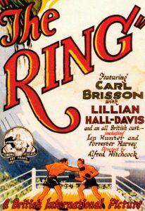 Póster de la película El ring