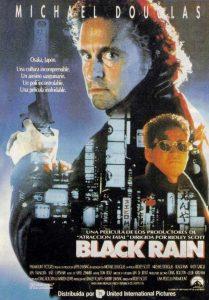 Póster de la película Black Rain (1989)