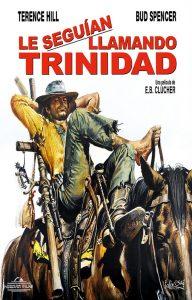 Póster de la película Le seguían llamando Trinidad