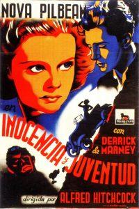 Póster de la película Inocencia y juventud