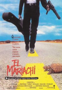 Póster de la película El Mariachi