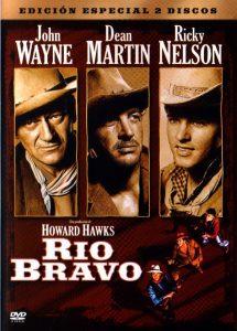 Póster de la película Río Bravo