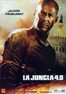 Póster de la película La Jungla 4.0
