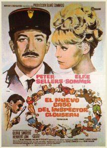 Póster de la película El nuevo caso del inspector Clouseau