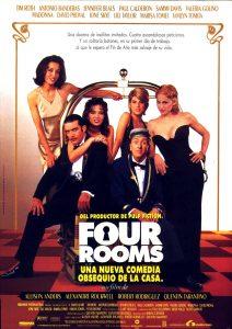 Póster de la película Four Rooms