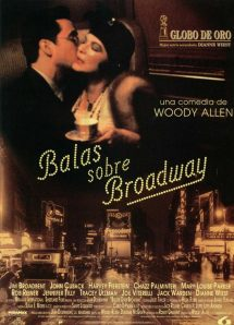 Póster de la película Balas sobre Broadway