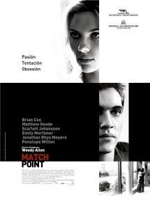 Póster de la película Match Point