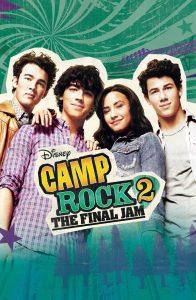 Póster de la película Camp Rock 2: The Final Jam
