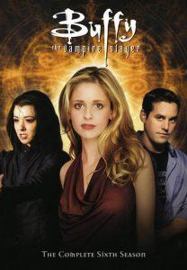 Póster de la serie Buffy, la cazavampiros Temporada 6