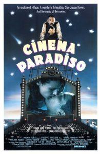 Póster de la película Cinema Paradiso