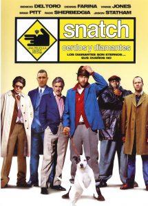 Póster de la película Snatch: Cerdos y diamantes