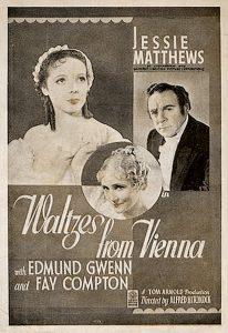 Póster de la película Vals de Viena