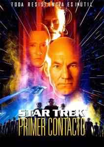 Póster de la película Star Trek VIII: Primer contacto