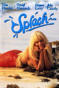 Póster de la película Un, dos, tres… splash
