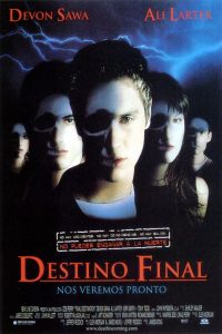 Póster de la película Destino final