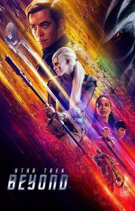 Póster de la película Star Trek XIII: Más allá