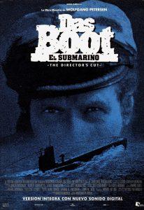 Póster de la película El submarino