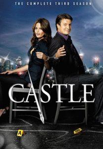 Póster de la serie Castle Temporada 3