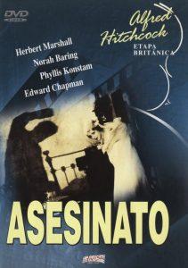 Póster de la película Asesinato (1930)