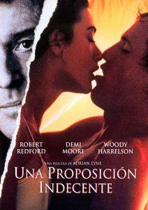 Póster de la película Una proposición indecente
