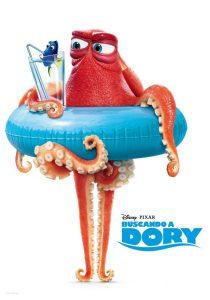 Póster de la película Buscando a Dory