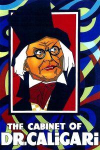 Póster de la película El gabinete del doctor Caligari