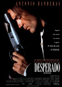 Póster de la película Desperado (1995)