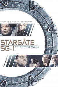 Póster de la serie Stargate SG-1 Temporada 9