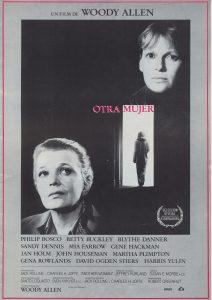Póster de la película Otra mujer