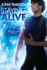 Póster de la película Staying Alive (La fiebre continúa)