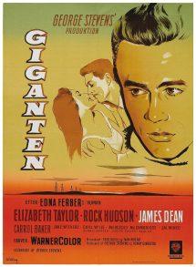 Póster de la película Gigante (1956)