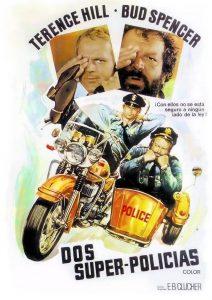 Póster de la película Dos superpolicías