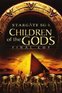 Póster de la película Stargate SG-1 – Hijos de los Dioses
