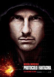 Póster de la película Misión imposible 4: Protocolo fantasma