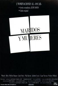 Póster de la película Maridos y Mujeres