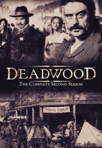 Póster de la serie Deadwood Temporada 2