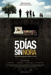 Póster de la película 5 días sin Nora