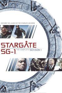 Póster de la serie Stargate SG-1 Temporada 1