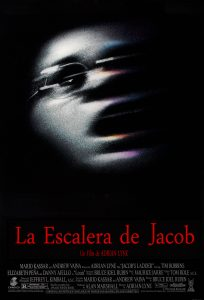 Póster de la película La escalera de Jacob