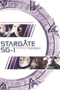 Póster de la serie Stargate SG-1 Temporada 5