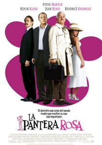 Póster de la película La pantera Rosa (2006)
