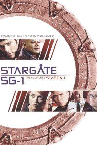 Póster de la serie Stargate SG-1 Temporada 4