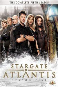 Póster de la serie Stargate Atlantis Temporada Final 5