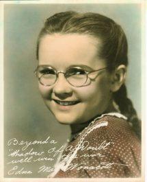 Edna May Wonacott