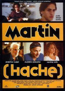 Póster de la película Martín (Hache)