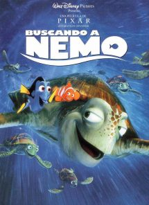 Póster de la película Buscando a Nemo